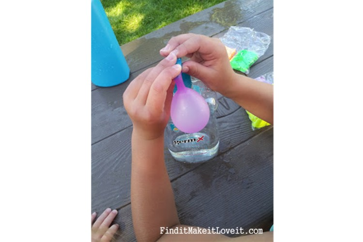 DIY Water Balloon pump-household re purpose (3)