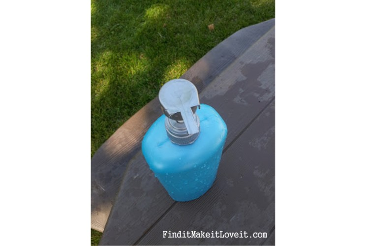 DIY Water Balloon pump-household re purpose (5)