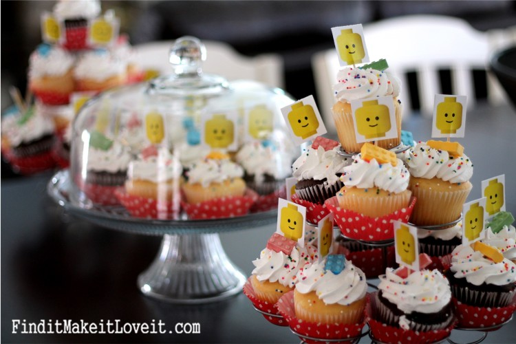 LEGO Birthday Party (3)