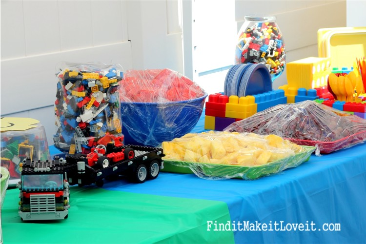 LEGO Birthday Party (5)