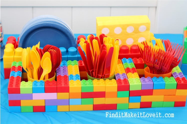 LEGO Birthday Party (9)