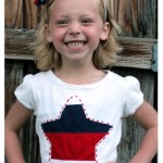 DIY Patriotic Shirt