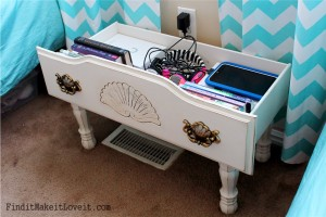 Dresser drawer nightstand (4)