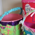Easter bucket makeover!