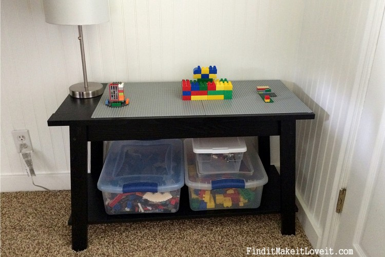 Boys Bedroom bead board (9)