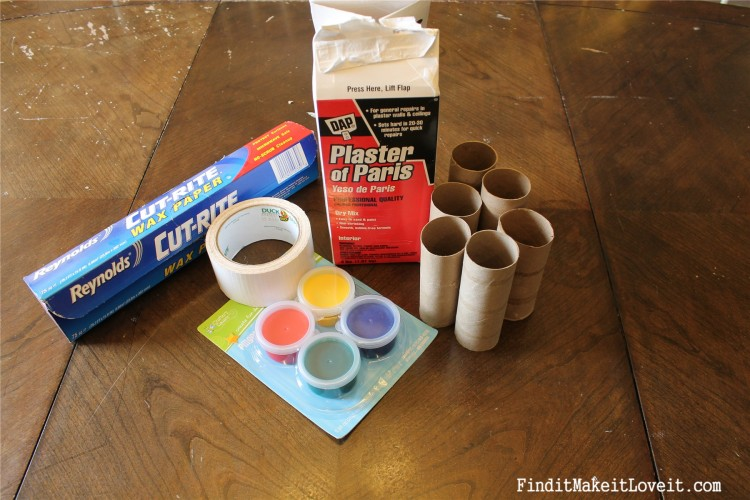 DIY Sidewalk Chalk & Playdoh (12)