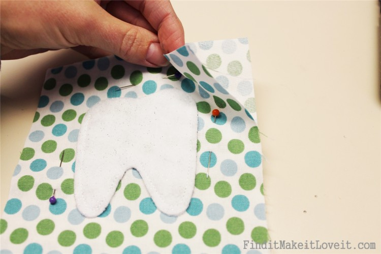 tooth fairy pillow tutorial (7)