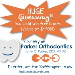 Win Free Braces + HUGE incentive from Parker Orthodontics