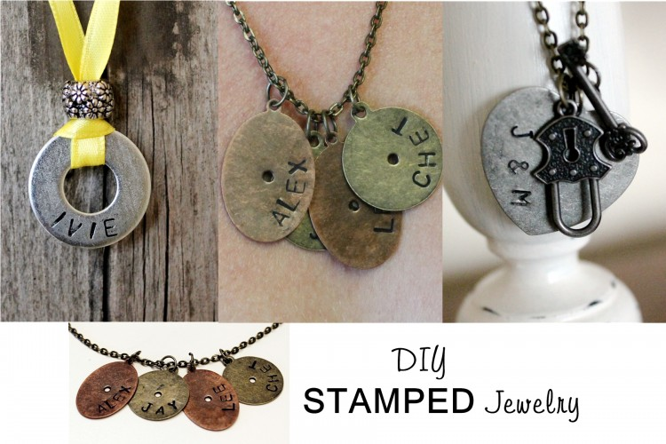 DIY Stamped Jewelry - Page 006
