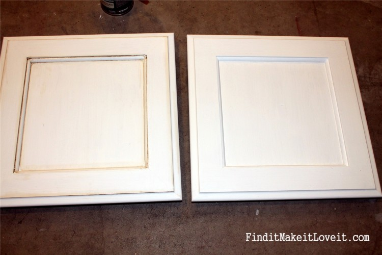 Painted kitchen cabinets DIY (25)