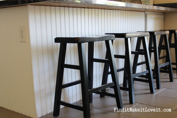 Painted kitchen cabinets DIY (3)