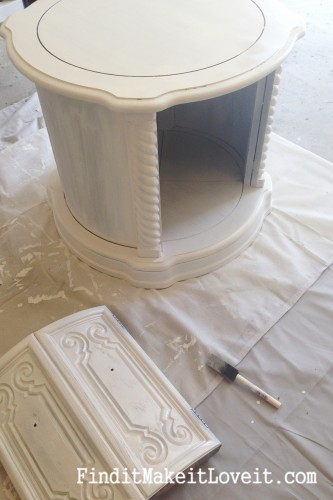 Painted side table (6)