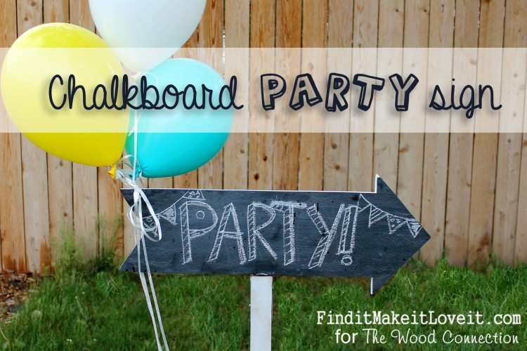 chalkboard party sign (16)
