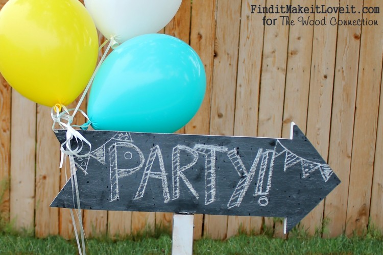 chalkboard party sign (17)