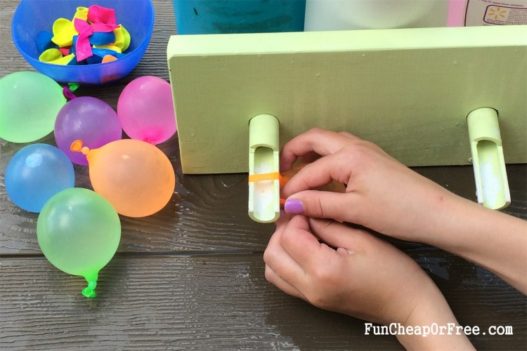 DIY Water Balloon Station (7)