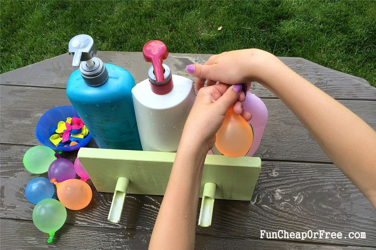 DIY Water Balloon Station (9)