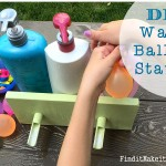DIY Water Balloon Station
