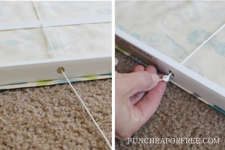 DIY No Sew Roman Shades (2)