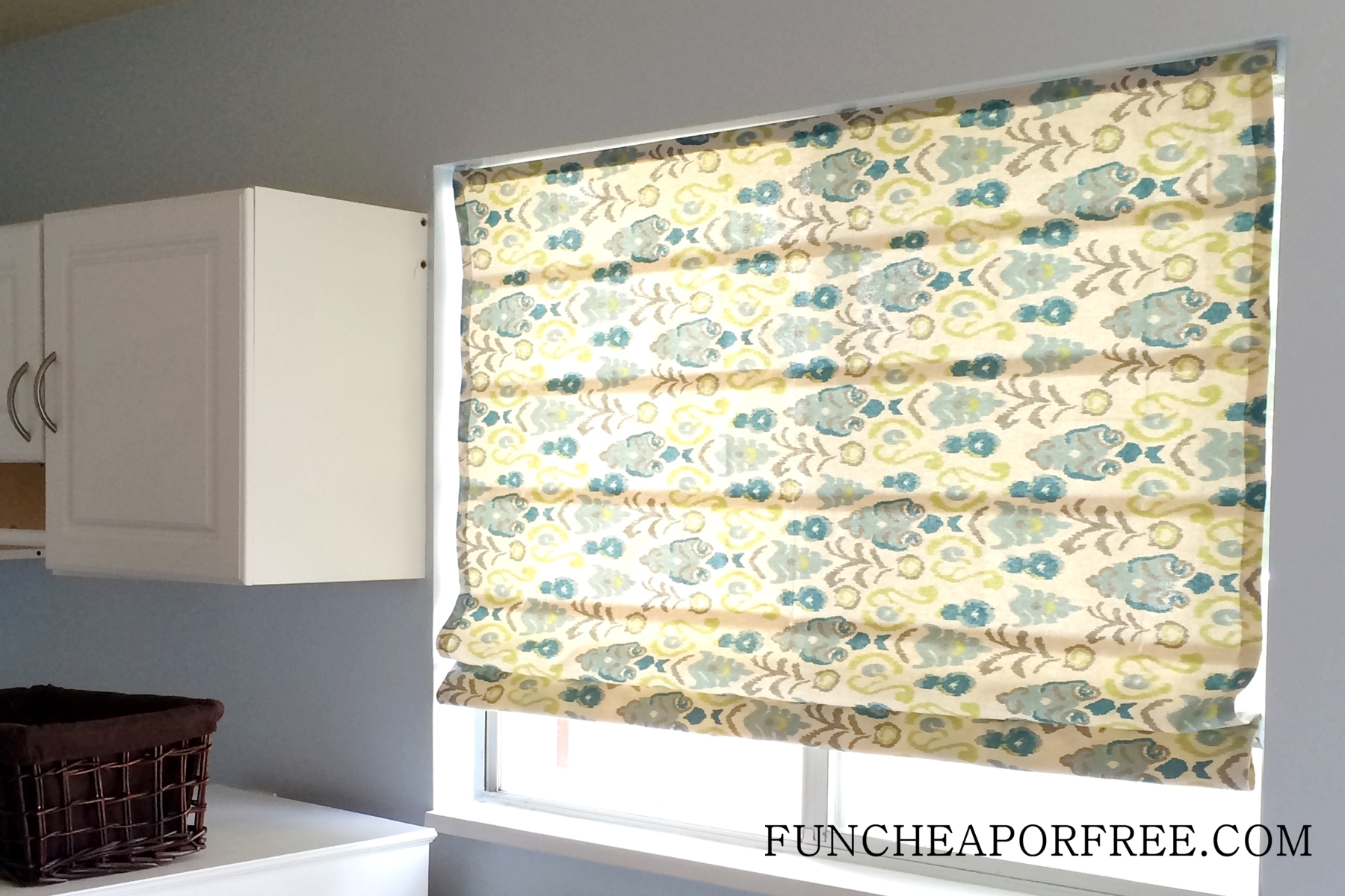 Diy No Sew Roman Shades 25