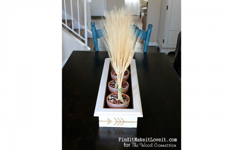 Fall Centerpiece-wheat, shadow box (2)