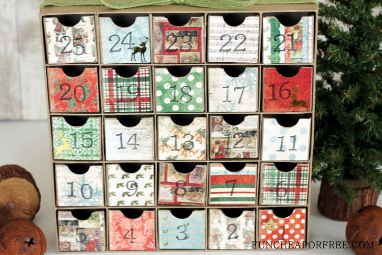 Christmas Advent Calendar (10)