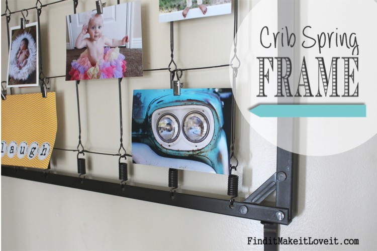 Crib Spring Frame, picture display (6)