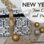 New Year Time Capsule + Printable