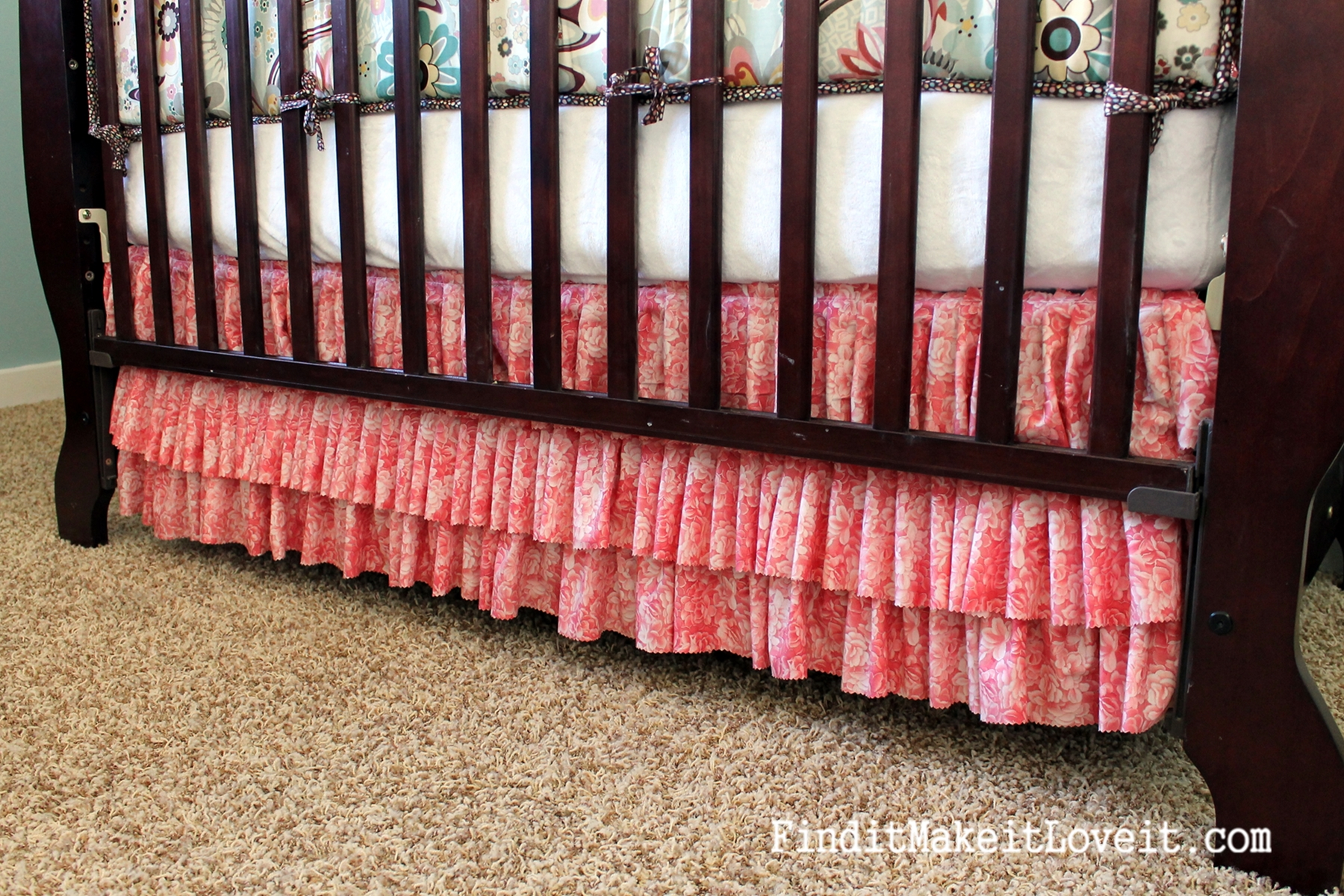Crib Skirts At Target Baby Crib Design Inspiration