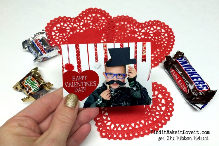 Valentine Backdrop DIY Valentine cards (14)