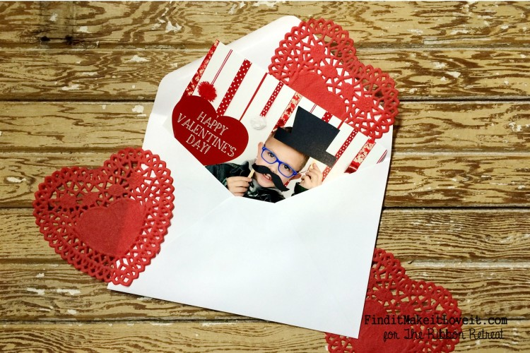 Valentine Backdrop DIY Valentine cards (16)