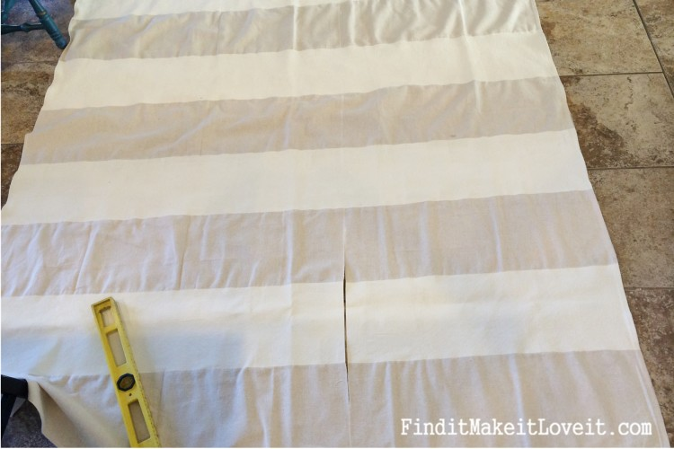 DIY Painted Drop Cloth Curtains (13)