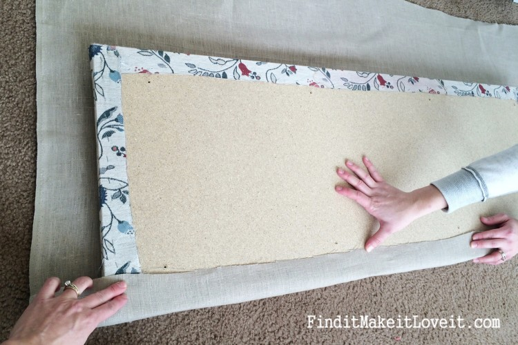 how to paint and reupholster a cedar chest (11)