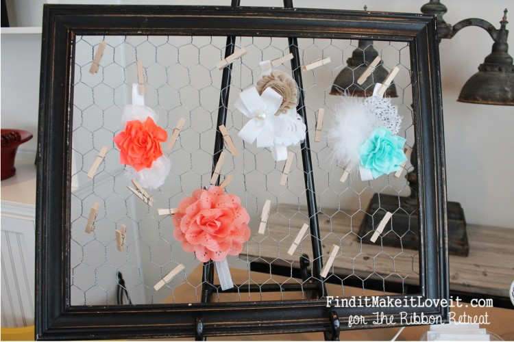 Baby Shower Headband Station (1)