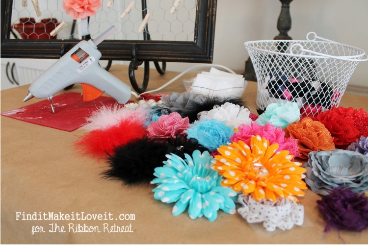 Baby Shower Headband Station (10)