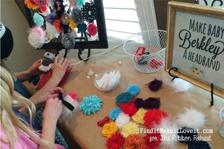 Baby Shower Headband Station (3)