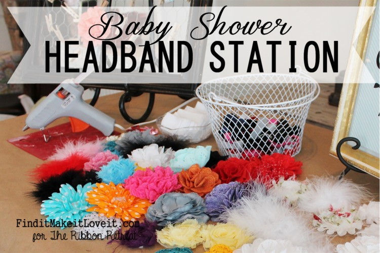 Baby Shower Headband Station (6)