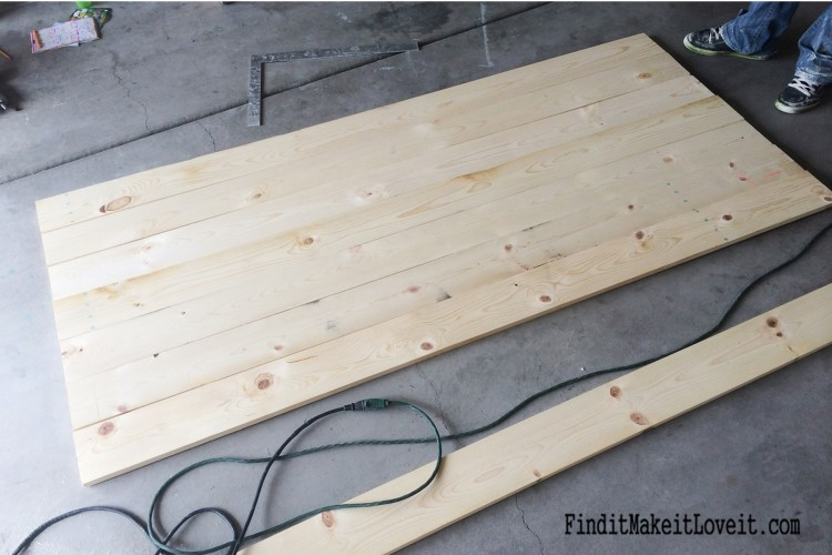 DIY Barn Door (10)