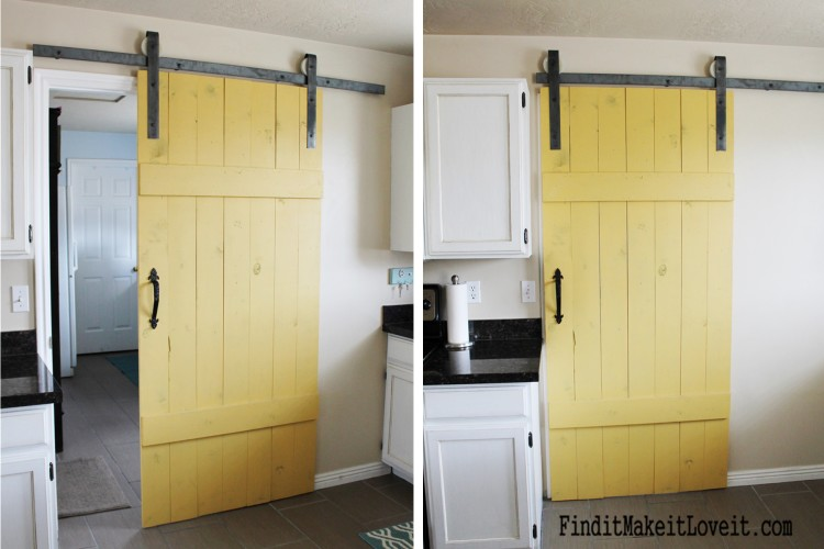 DIY Barn Door (13)
