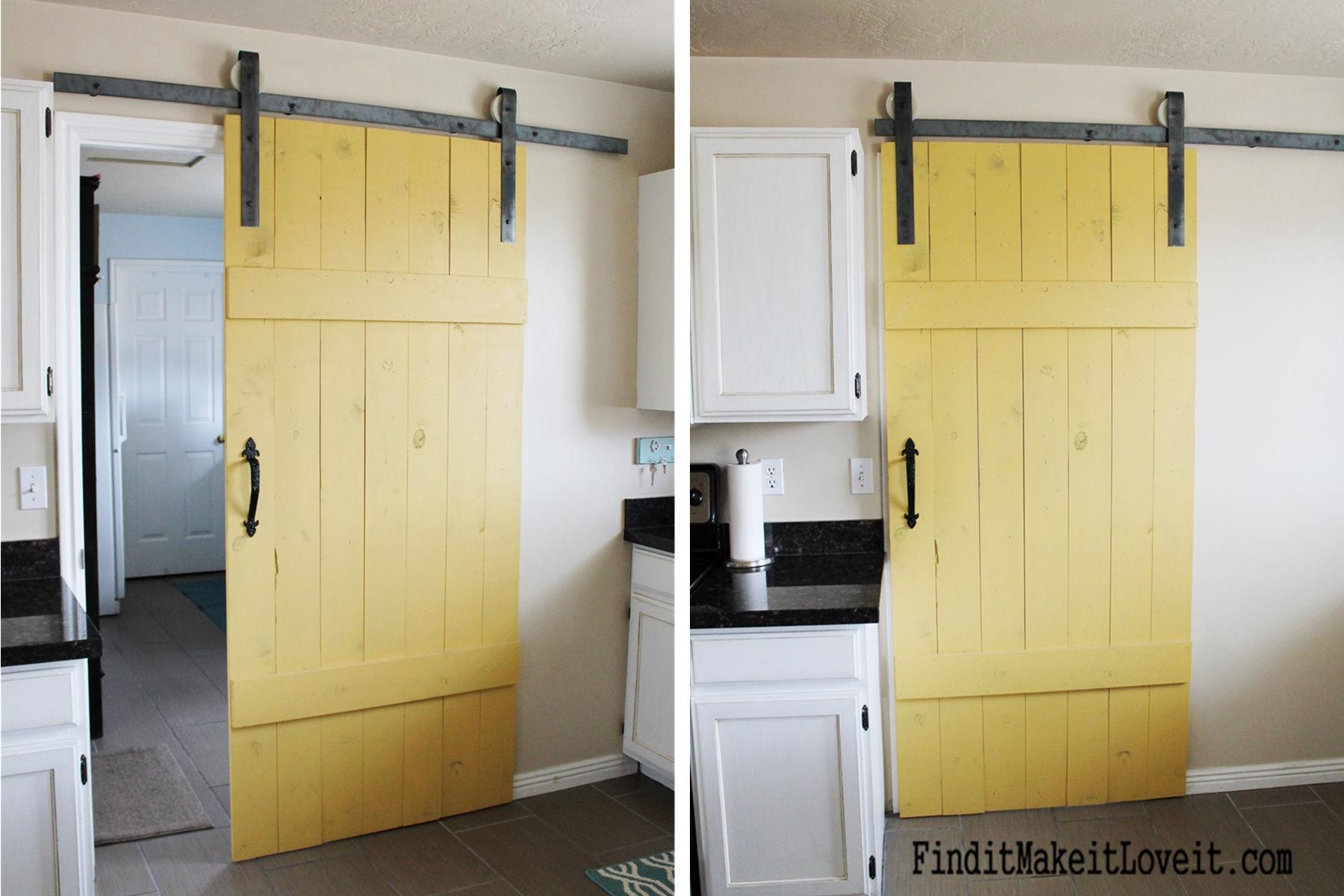 Diy Barn Door Find It Make It Love It