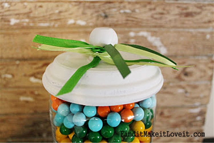 St. Patrick's Day Candy Jar (4)