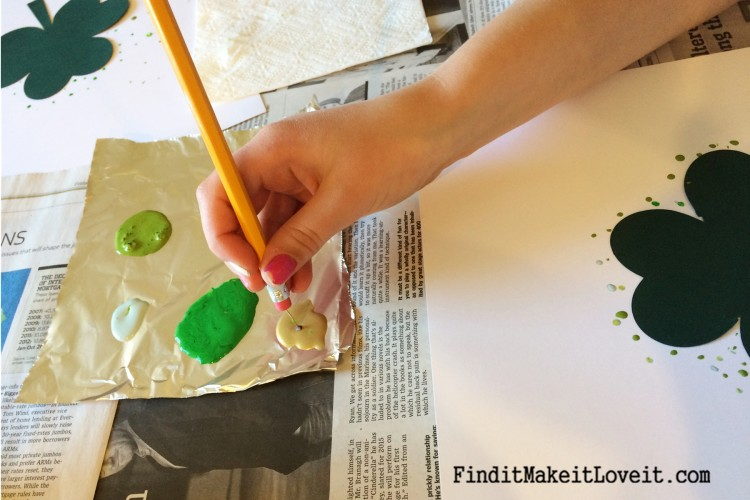 St. Patrick's Day Kids Craft (11)