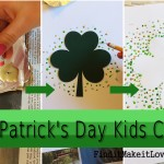 St. Patrick's Day Kids Craft