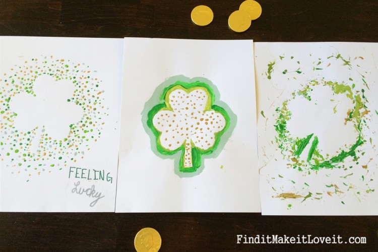 St. Patrick's Day Kids Craft (4)