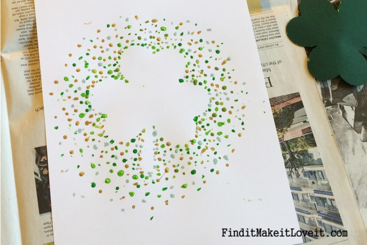 St. Patrick's Day Kids Craft (7)