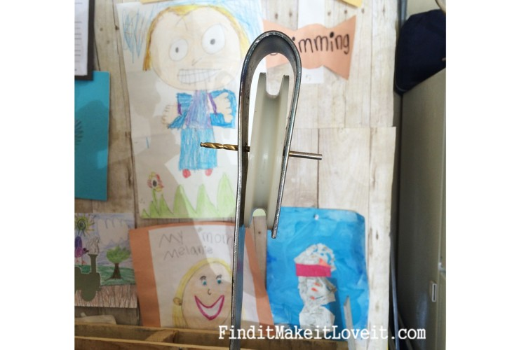 DIY Barn door hardware (11)