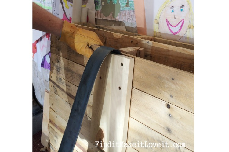 DIY Barn door hardware (14)