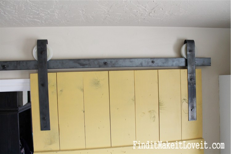 DIY Barn door hardware (8)