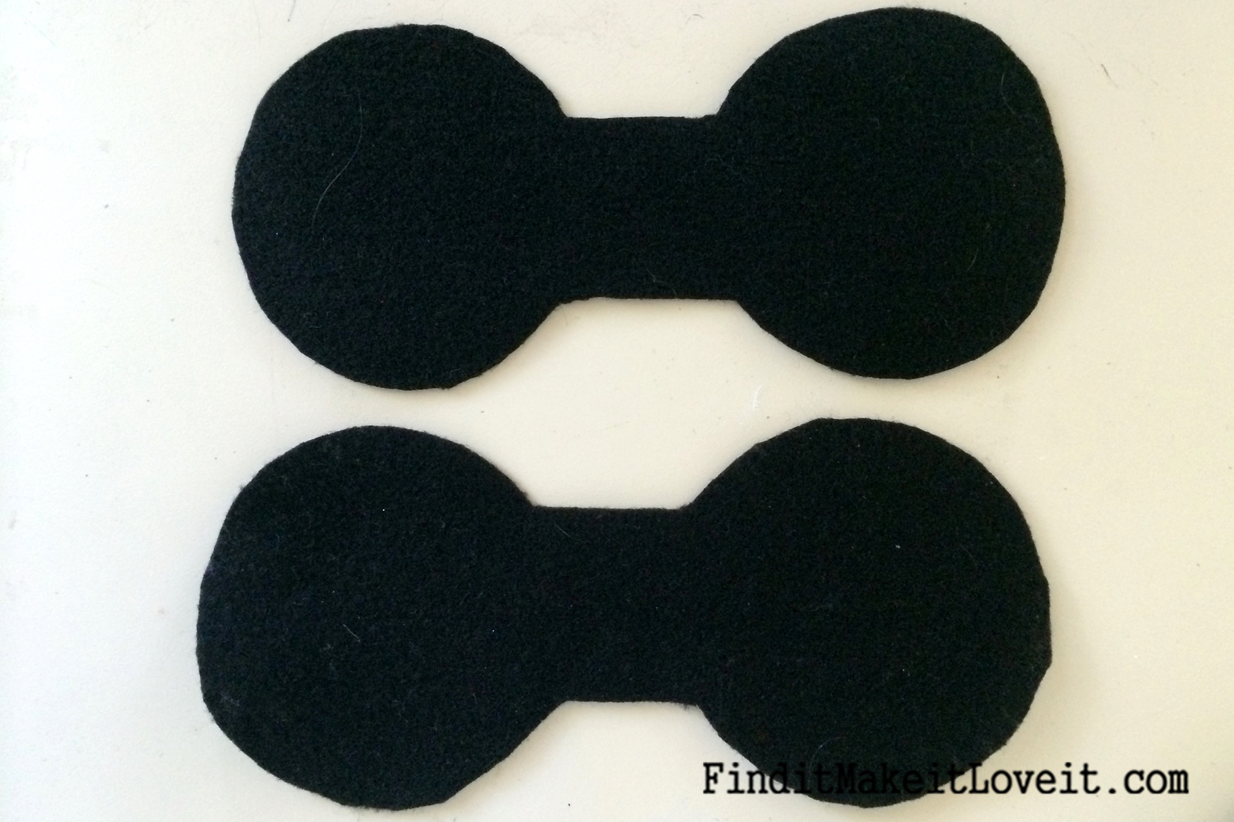 Diy Mickey Or Minnie Mouse Ears 8