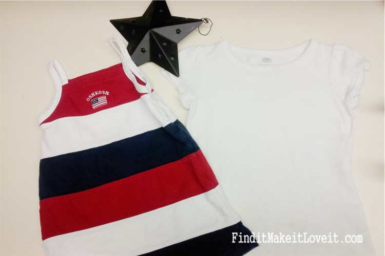 DIY Patriotic T-Shirt (10)