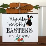 Hippity Hoppity Easter's on its way!